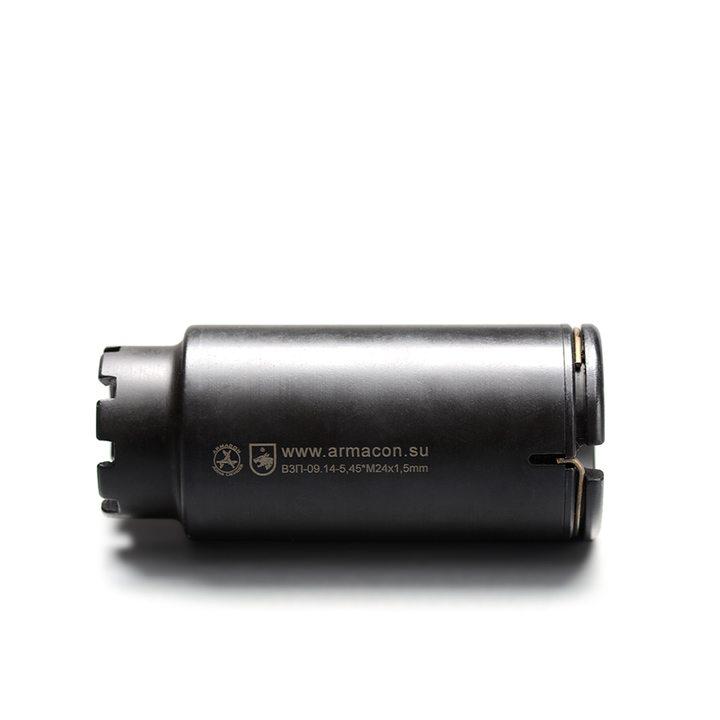 "Пламегаситель-маскиратор 5,45 ""Волк-2"" М24х1,5"