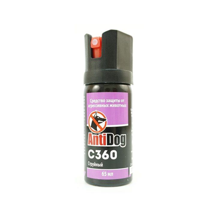 Распылитель-баллончик AntiDog «С 360», 65 мл