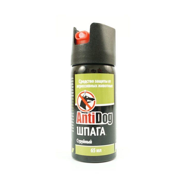 Распылитель-баллончик AntiDog «Шпага», 65 мл