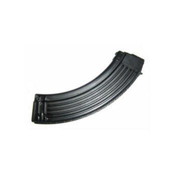 Магазин для РПК и АК (7,62 мм) ребристый, черный металл