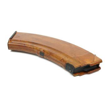 Магазин для АК-103/47/АКМ (7,62 мм) коричневый бакелит, раритет