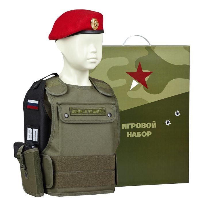 """Игровой набор """"Военная полиция"""""""
