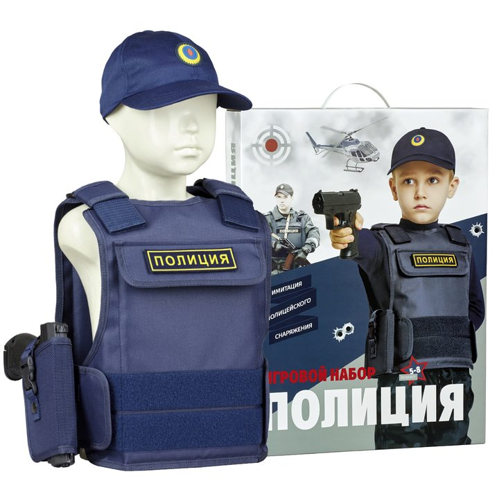 """Игровой набор """"Полиция"""""""