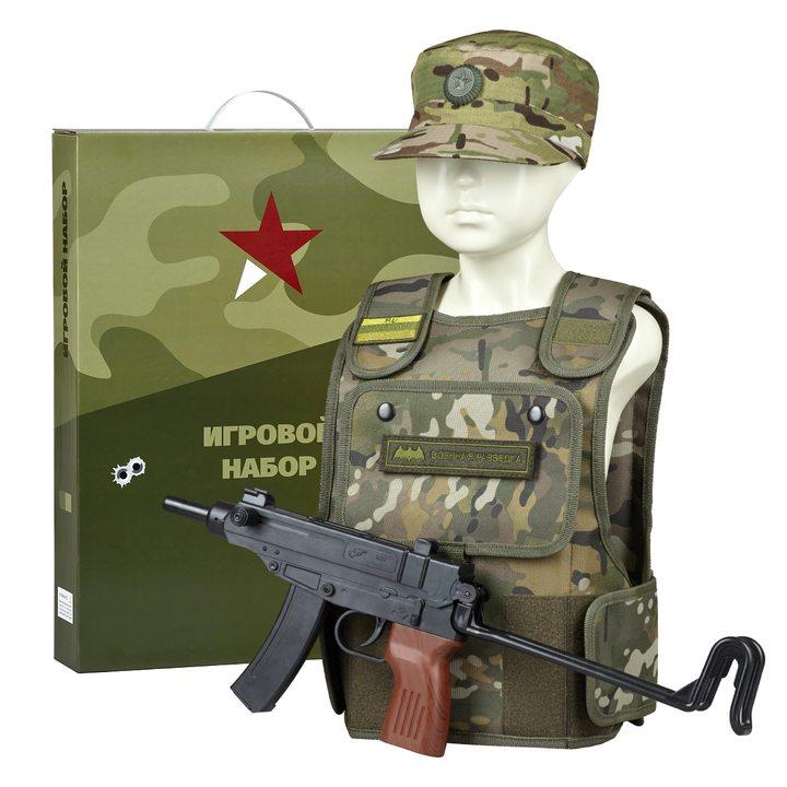 """Игровой набор """"Военная разведка"""""""