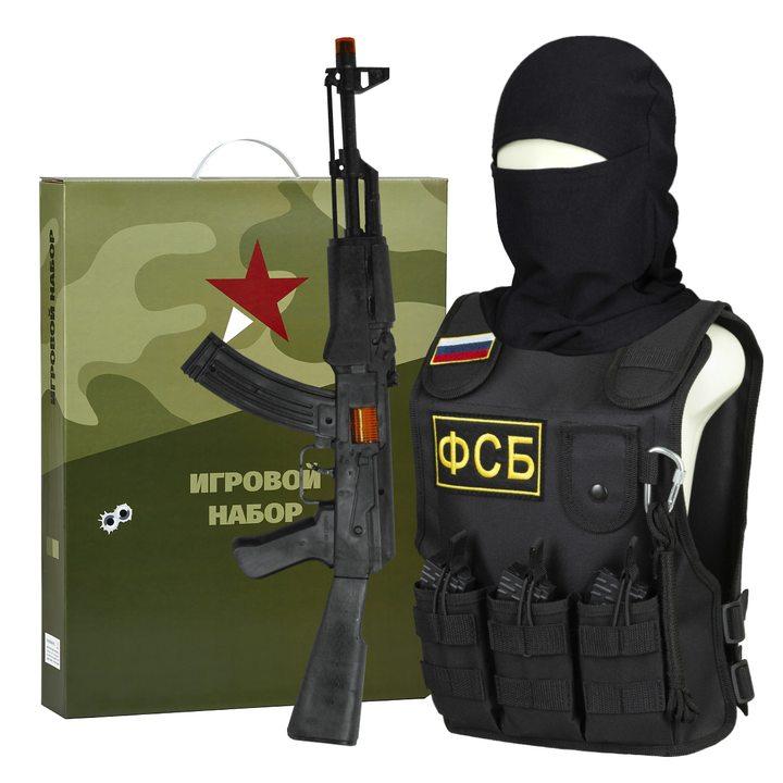 """Игровой набор """"Спецназ ФСБ"""""""