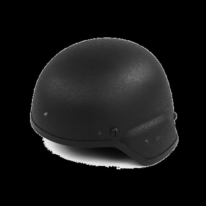 Тактический шлем MICH2000 с датчиками поражения