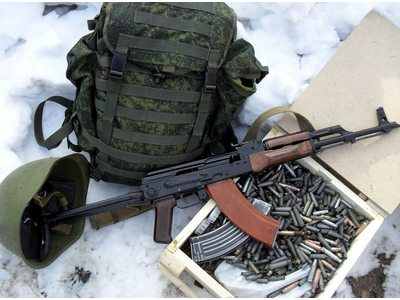 Охолощенное оружие: что это?