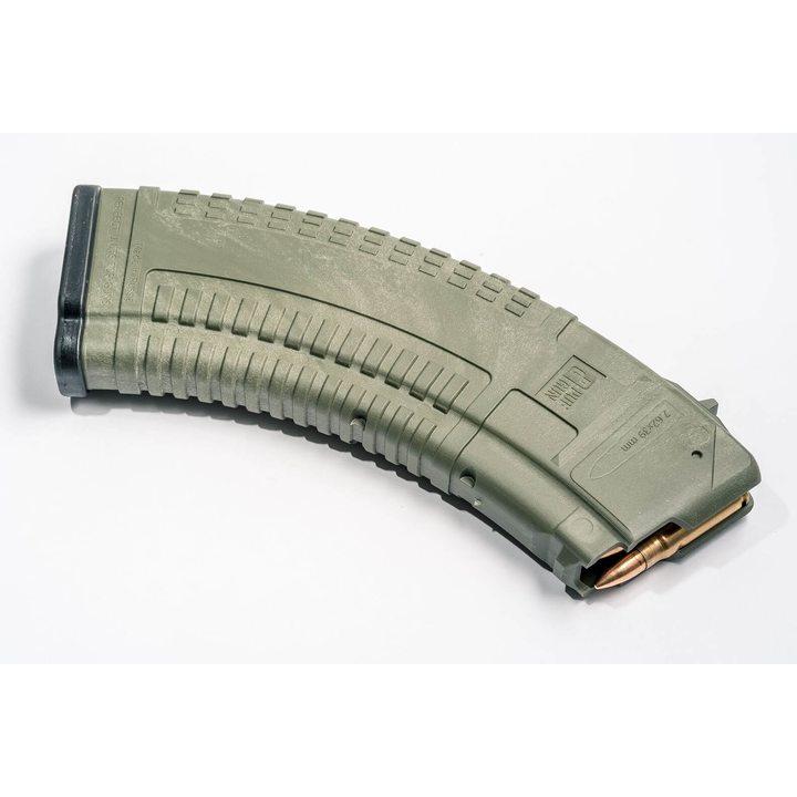 Магазин для ВПО-136 (Pufgun) на 30 патронов, олива, 7,62х39
