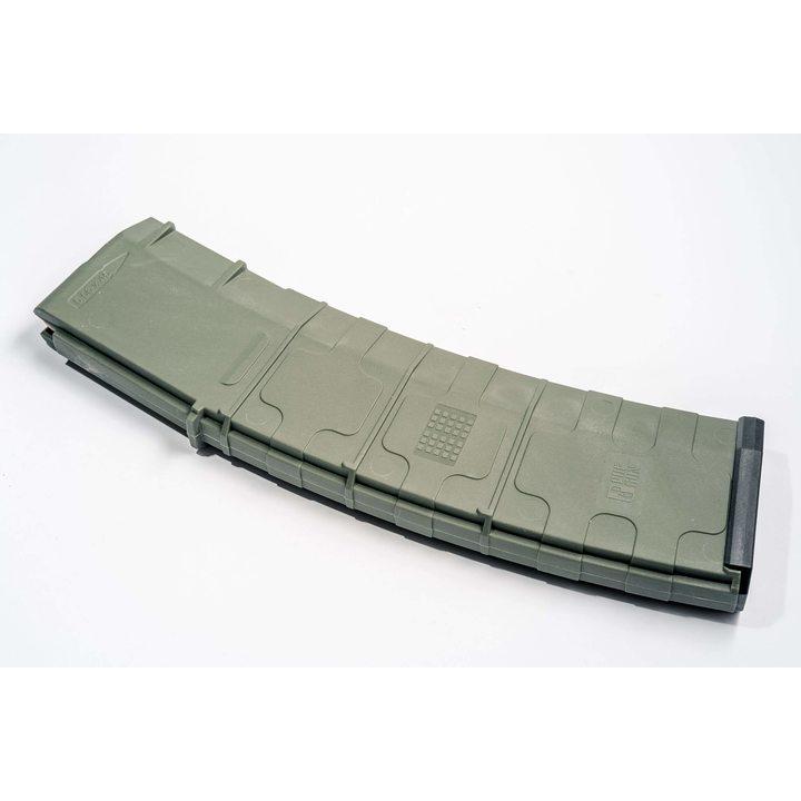 Магазин для AR-15 (Pufgun) на 45 патронов, олива, 5,56х45