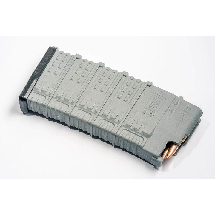 Магазин для Сайга 308 (Pufgun) на 25 патронов, серый, 7,62x51