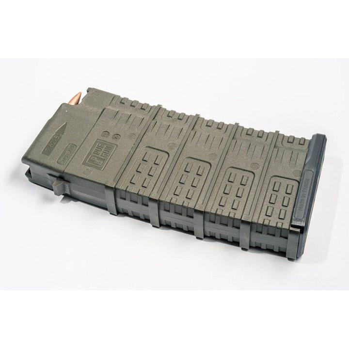 Магазин для Сайга 308 (Pufgun) на 25 патронов, хаки, 7,62x51