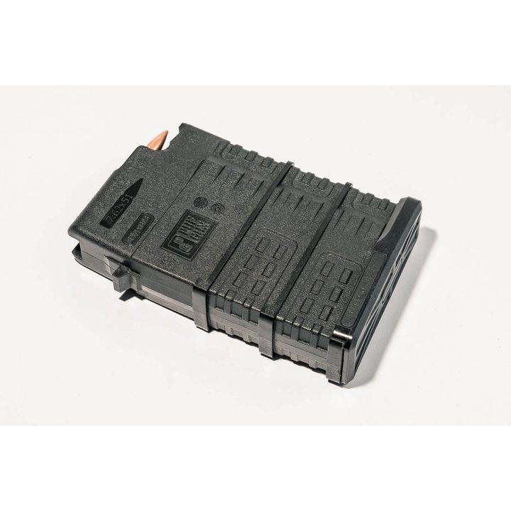 Магазин для Сайга 308 (Pufgun) на 15 патронов, черный, 7,62x51