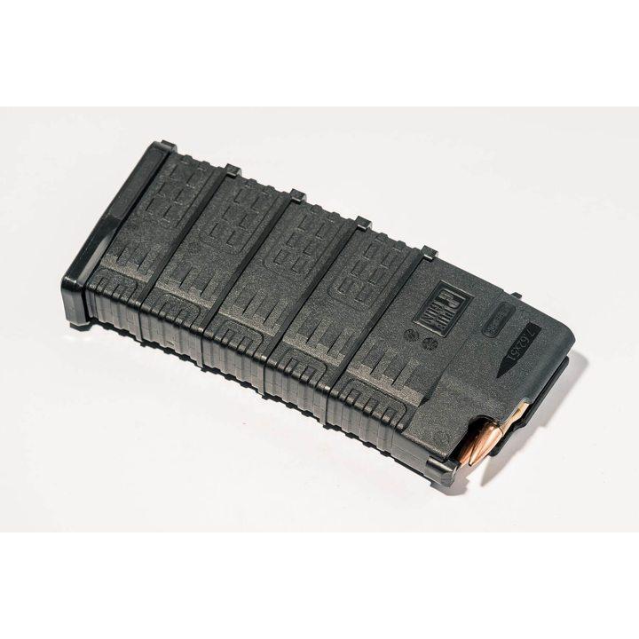 Магазин для Сайга 308 (Pufgun) на 25 патронов, черный, 7,62x51