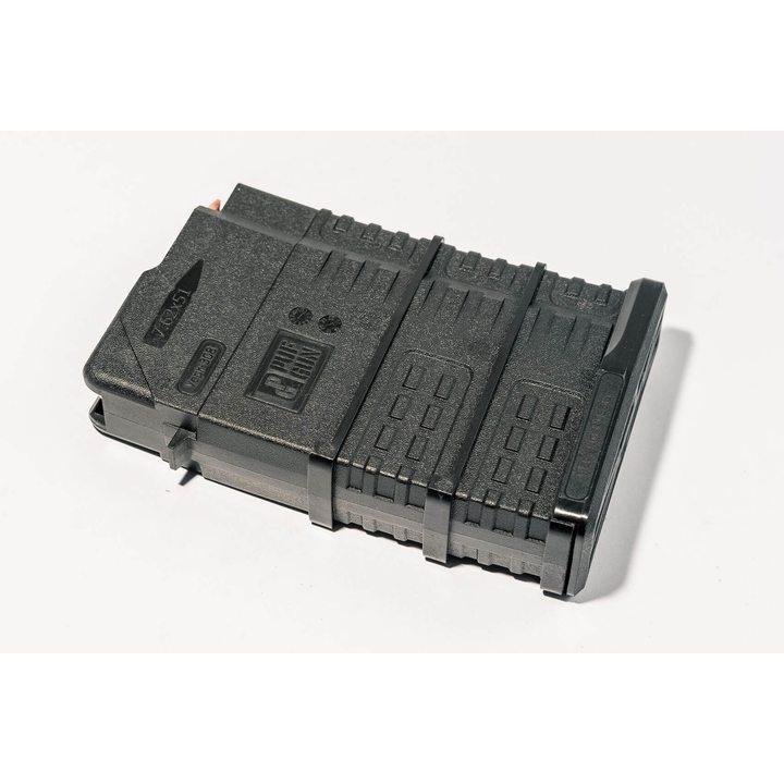 Магазин для Вепрь 308 (Pufgun) на 15 патронов, черный, 7,62x51