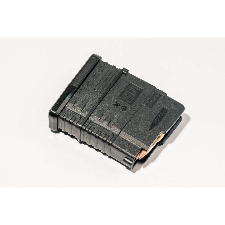 Магазин для Вепрь 308 (Pufgun) на 10 патронов, черный, 7,62x51