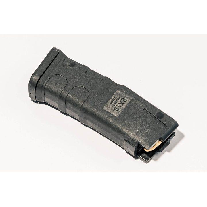 Магазин для Сайга-9 (Pufgun) на 10 патронов, черный, 9х19