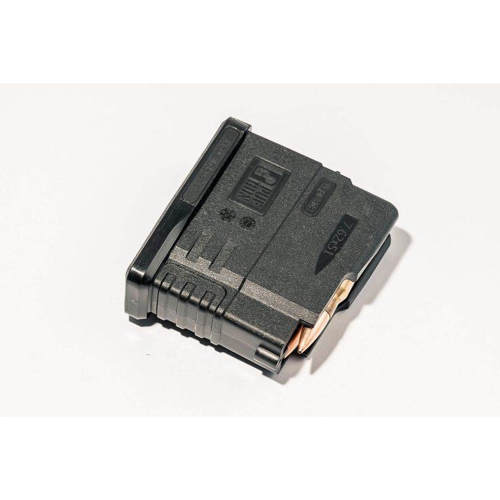 Магазин для Вепрь 308 (Pufgun) на 5 патронов, черный, 7,62x51