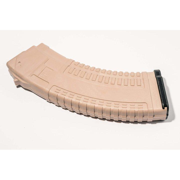 Магазин для ВПО-136 (Pufgun) на 30 патронов, песочный, 7,62х39
