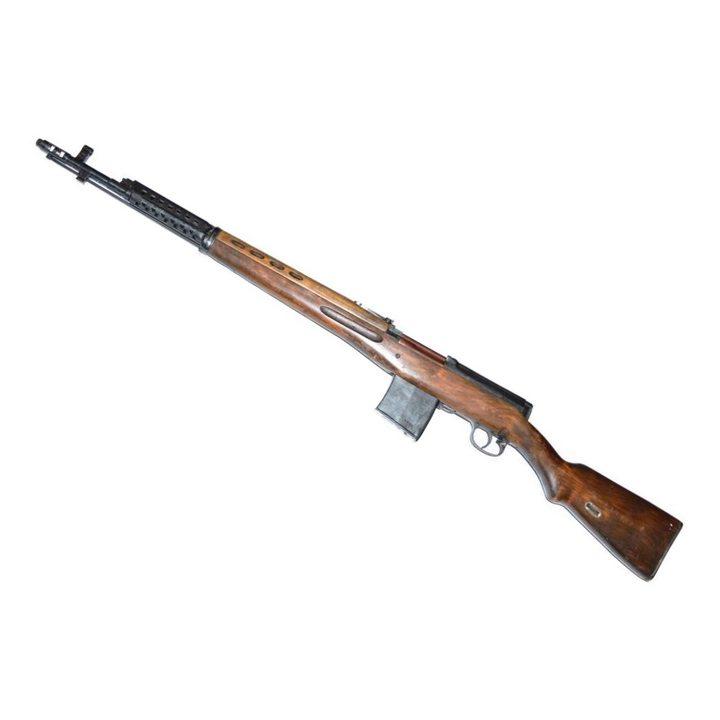 Списанная учебная винтовка Токарева СВТ-40 (ВПО-915)
