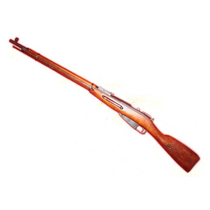 Списанная учебная винтовка Мосина «КО-91/30-УЧ» (ВПО-912)
