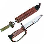 Макеты штык-ножей и штыков (ММГ)
