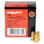 Патроны Hilti сal. 5,6x16 (.22) коричневые для сигнальных пистолетов 100 штук
