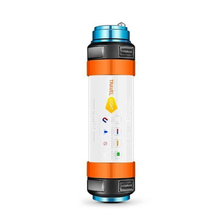 Многофункциональный ручной фонарь Frazer Flashlight T15, светодиодный аккумуляторный