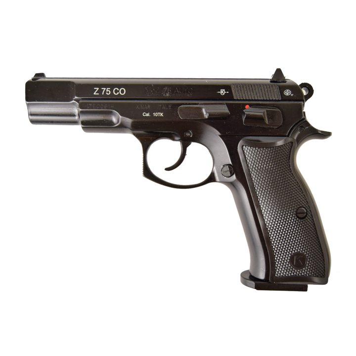 Охолощенный СХП пистолет Чизет CZ 75 (Z75-СО) 10ТК
