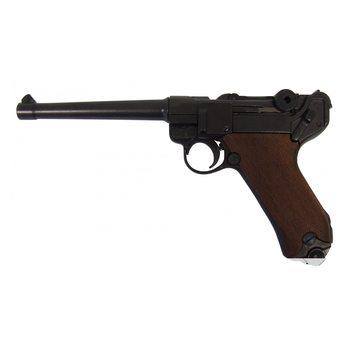 Макет пистолета Люгер Парабеллум P08 (Германия, 1898 г.)