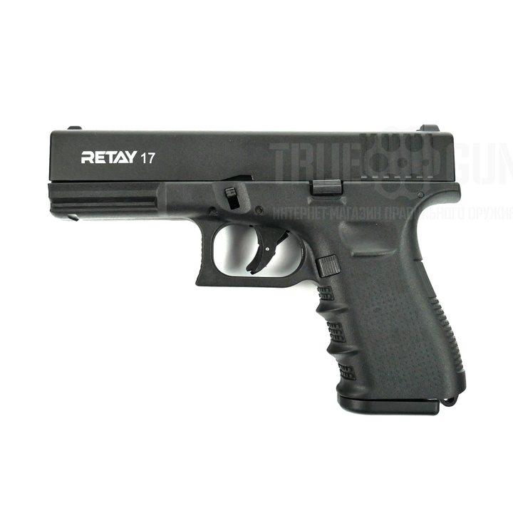 Охолощенный СХП пистолет Glok 17 (G17-O) 9 mm Р.А.K.