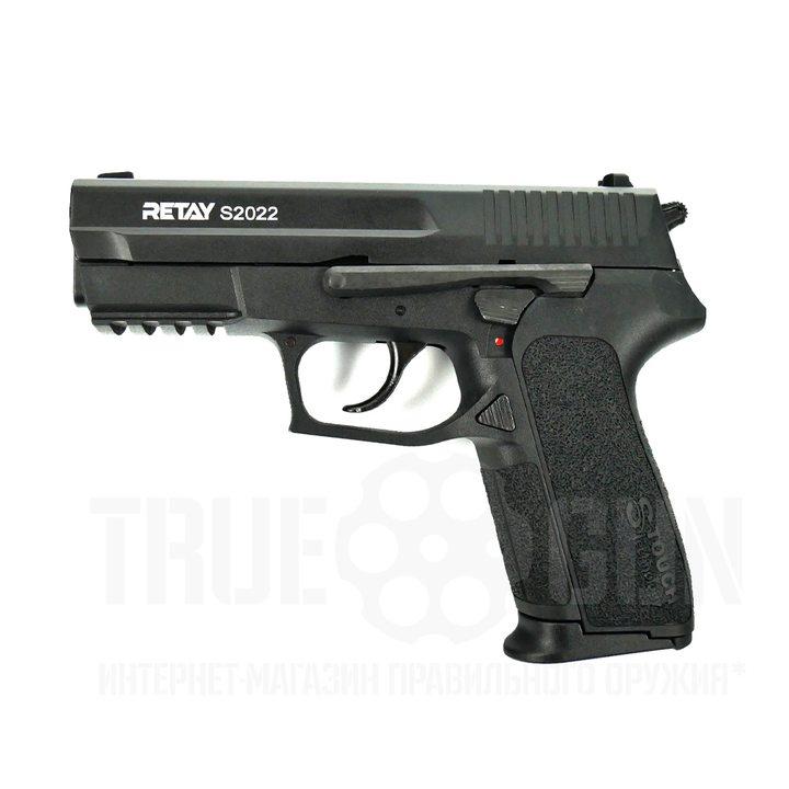 Охолощенный СХП пистолет Sig Sauer (S2022) 9 РА