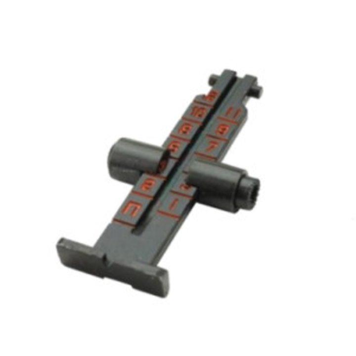 Прицельная планка на винтовку СВД (Ранняя)
