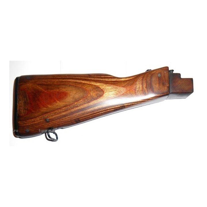Приклад деревянный для АК-74, Сайга, раритет
