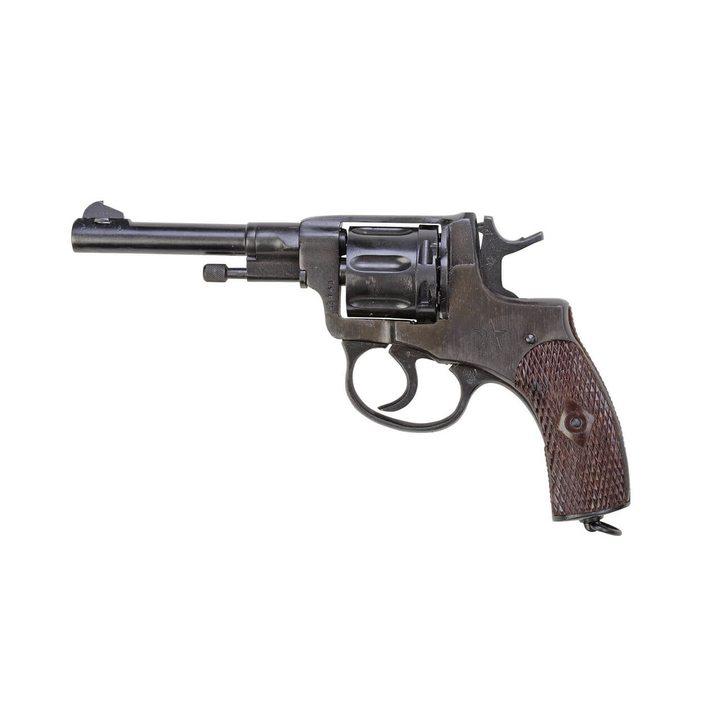 Охолощенный СХП револьвер Наган (ТОЗ) 9ИМ