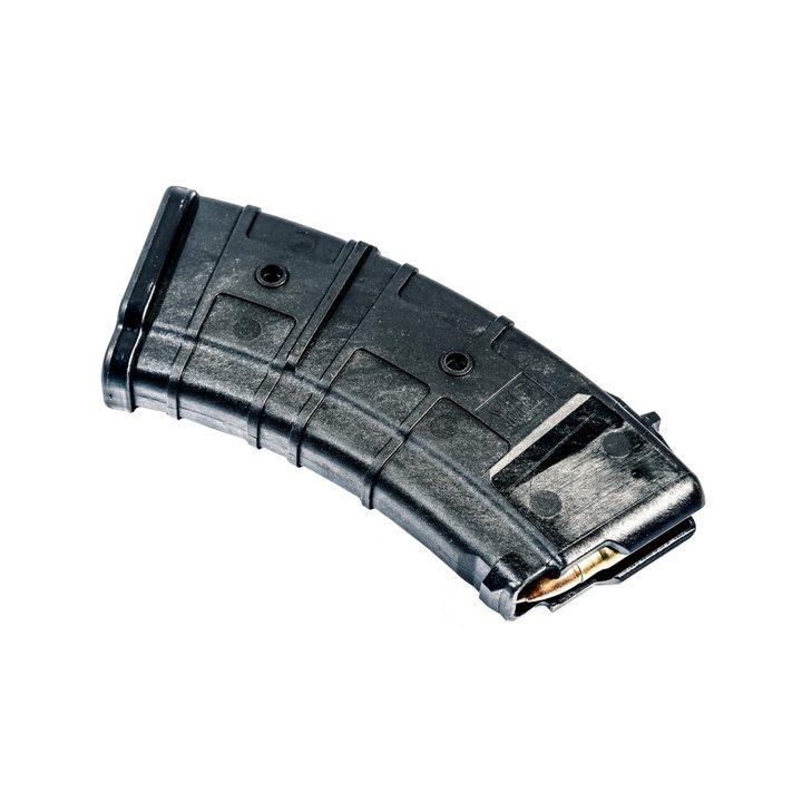 Магазин для Сайга МК (Pufgun) на 20 патронов, черный, 7,62х39