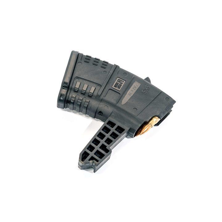 Магазин для СКС-45 (Pufgun) 10 патронов, черный, 7,62х39