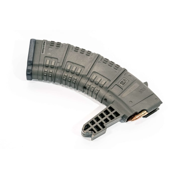 Магазин для СКС-45 (Pufgun) 30 патронов, хаки, 7,62х39