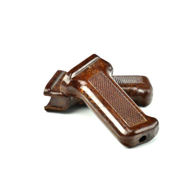 Рукоятка пистолетная бакелитовая АК / АКМ / АКМС / АК-74, оригинал