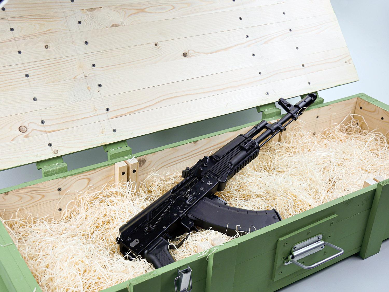 АК 103 в подарочной коробке