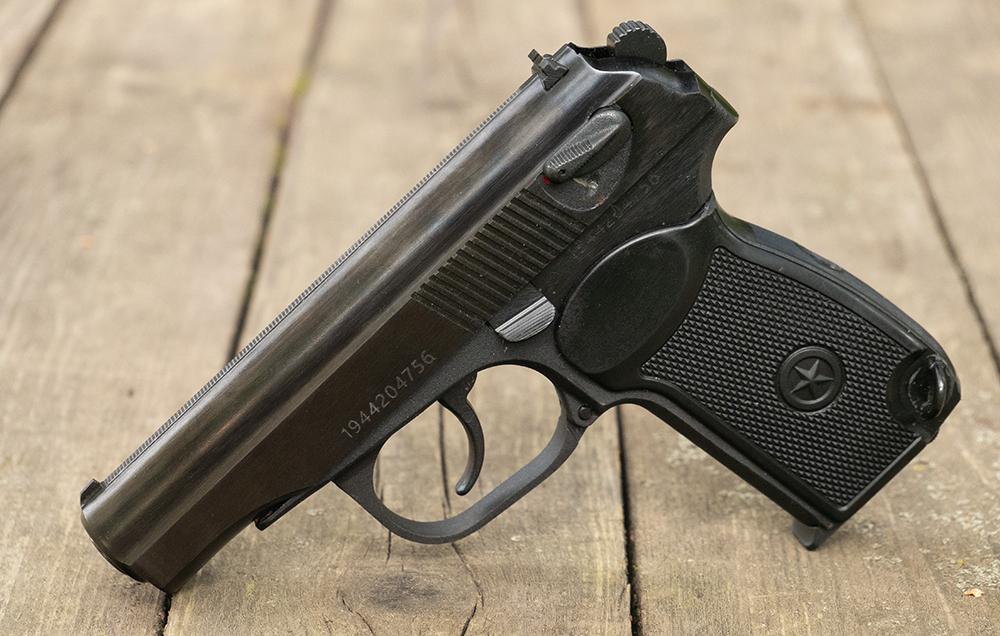 СХП пистолет Макарова Р-411 (Байкал)