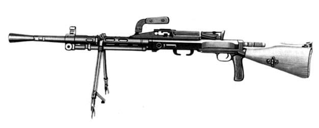 Ротный пулемёт РП-46