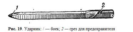 Ударник на пистолет Макарова ПМ